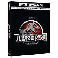 Blu-Ray - Fantascienza Jurassic Park - Blu-Ray UHD su Mediaworld.it