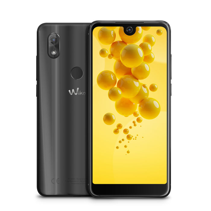 WIKO View 2 Antracite - thumb - MediaWorld.it