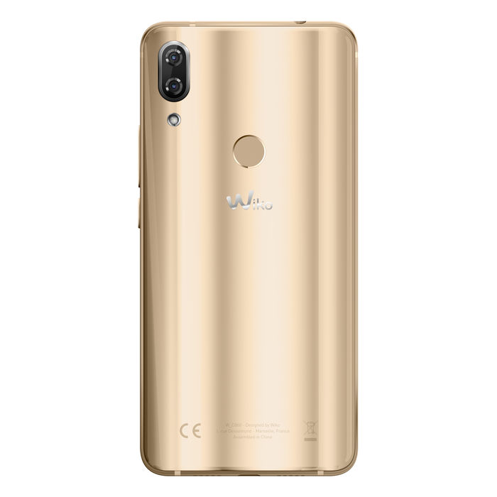 WIKO View 2 Pro Oro - thumb - MediaWorld.it