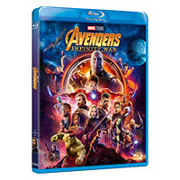 Blu-Ray - Fantascienza PREVENDITA Avengers - Infinity War - Blu-Ray su Mediaworld.it