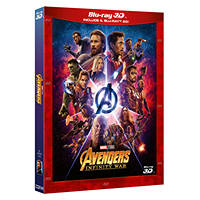 Blu-Ray - Fantascienza PREVENDITA Avengers - Infinity War - Blu-Ray 3D su Mediaworld.it