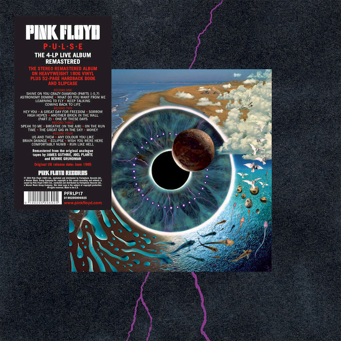 Pink Floyd - Pulse (Remastered) - Vinile - thumb - MediaWorld.it