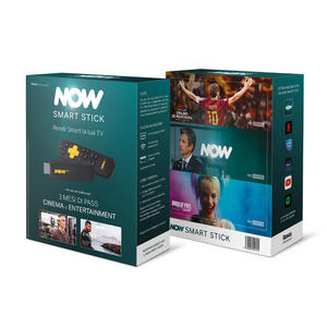 NOW TV Smart Stick con i primi 3 mesi a scelta tra Cinema oppure Entertainment - thumb - MediaWorld.it