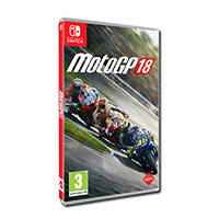 Gioco  di guida Switch PREVENDITA MotoGP 18 - NSW su Mediaworld.it