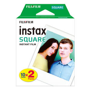 FUJIFILM Pellicola Instax Square Film 20 Fogli - thumb - MediaWorld.it