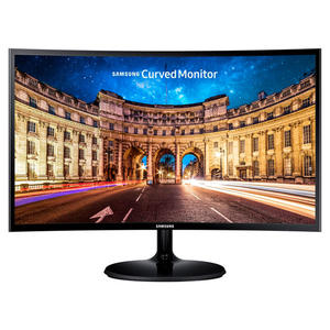 SAMSUNG Monitor Led C24F390 23P - MediaWorld.it