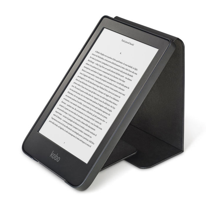 KOBO CLARA HD SLEEP COVER Black - thumb - MediaWorld.it
