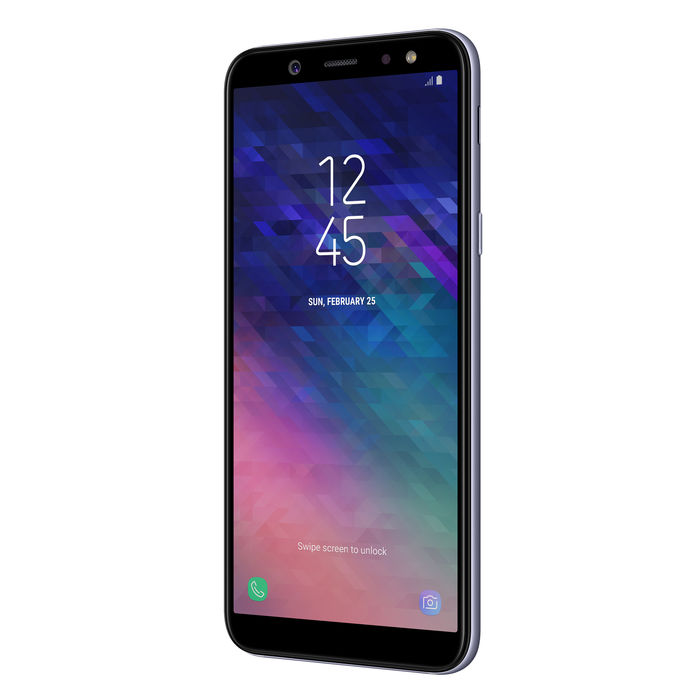 SAMSUNG SM-A600 Galaxy A6 Dual Sim Lavanda - thumb - MediaWorld.it