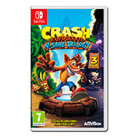 Gioco Platform Xbox One PREVENDITA Crash Bandicoot N. Sane Trilogy - NSW su Mediaworld.it