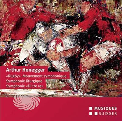 Honegger / Venzago - Honegger: Rugby / Mouvement Symphonique - CD - thumb - MediaWorld.it