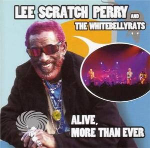 PERRY, LEE & THE WHITEBEL - ALIVE MORE THAN EVER - CD - thumb - MediaWorld.it