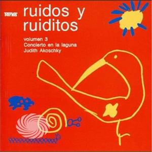 Akoschky,Judith - Vol. 3-Ruidos Y Ruiditos - CD - thumb - MediaWorld.it