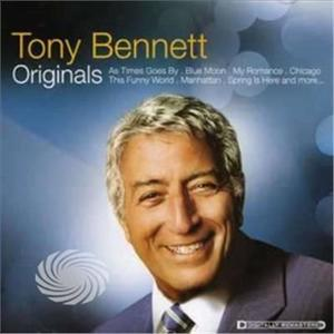 BENNETT, TONY - ORIGINALS - TONY BENNETT - CD - MediaWorld.it
