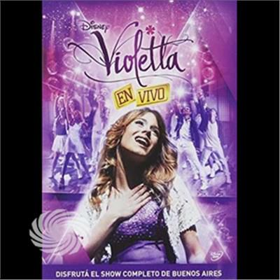 El Show De Violetta En Vivo / (Arg) - DVD - thumb - MediaWorld.it