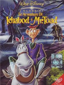 Le avventure di Ichabod e Mr. Toad - DVD - MediaWorld.it