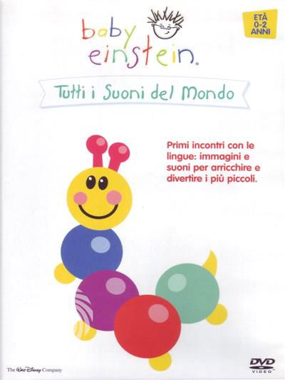 Baby Einstein - Tutti i suoni del mondo - DVD - thumb - MediaWorld.it