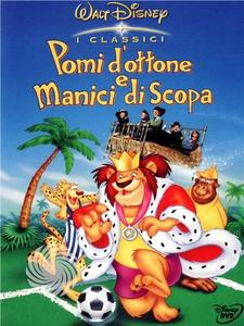 Pomi d'ottone e manici di scopa - DVD - thumb - MediaWorld.it