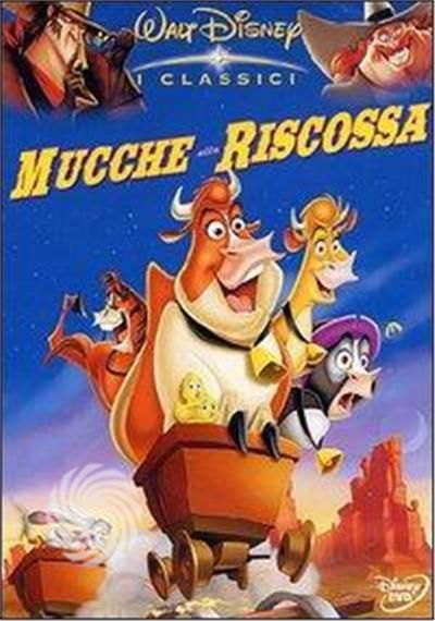 Mucche alla riscossa - DVD - thumb - MediaWorld.it