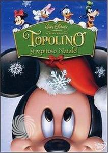 Topolino strepitoso Natale! - DVD - thumb - MediaWorld.it