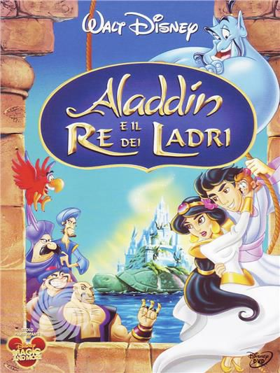 Aladdin e il re dei ladri - DVD - thumb - MediaWorld.it