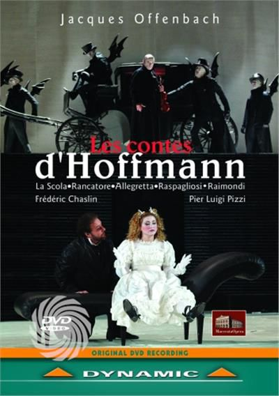 JACQUES OFFENBACH - LES CONTES D'HOFFMANN - I RACC - DVD - thumb - MediaWorld.it