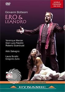 GIOVANNI BOTTESINI - ERO & LEANDRO - DVD - thumb - MediaWorld.it