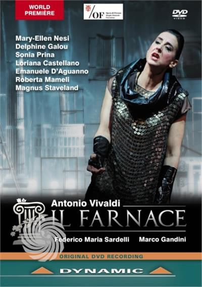 ANTONIO VIVALDI - IL FARNACE - DVD - thumb - MediaWorld.it