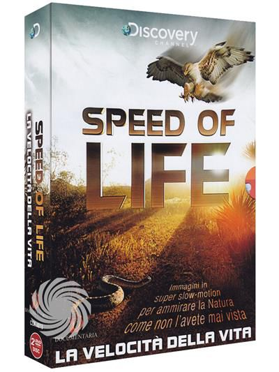 Speed of life - DVD - thumb - MediaWorld.it