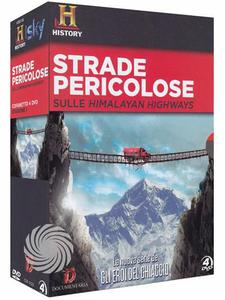 Strade pericolose - Sulle himalayan highways - DVD - thumb - MediaWorld.it