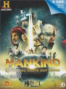 Mankind - La grande storia dell'uomo - DVD - thumb - MediaWorld.it