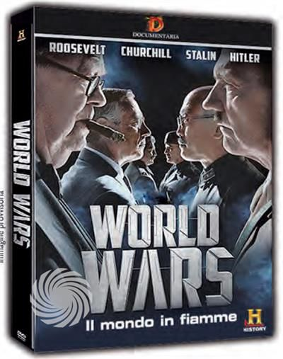 World wars - Il mondo in fiamme - DVD - thumb - MediaWorld.it