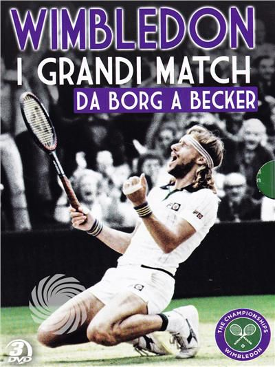 Wimbledon - I grandi match - DVD - thumb - MediaWorld.it