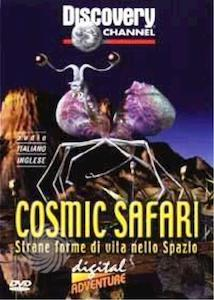COSMIC SAFARI - DVD - thumb - MediaWorld.it