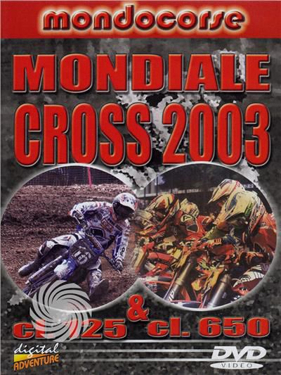 MONDIALE CROSS 2003 CL.125 & 650 - DVD - thumb - MediaWorld.it