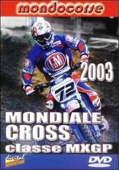 MONDIALE CROSS 2003 CL.MXGP - DVD - thumb - MediaWorld.it