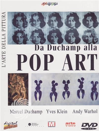 L'arte della pittura - Da Duchamp alla Pop Art - DVD - thumb - MediaWorld.it