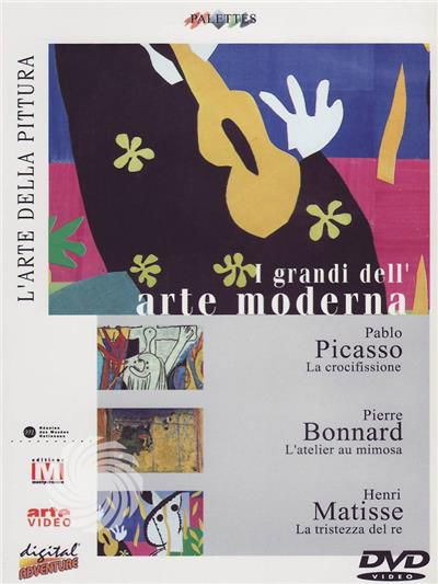L'arte della pittura - I grandi dell'arte moderna - DVD - thumb - MediaWorld.it