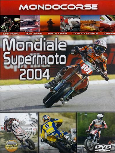Mondiale supermoto 2004 - DVD - thumb - MediaWorld.it