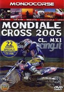 MONDIALE CROSS 2005 - CLASSE MX1 - DVD - thumb - MediaWorld.it