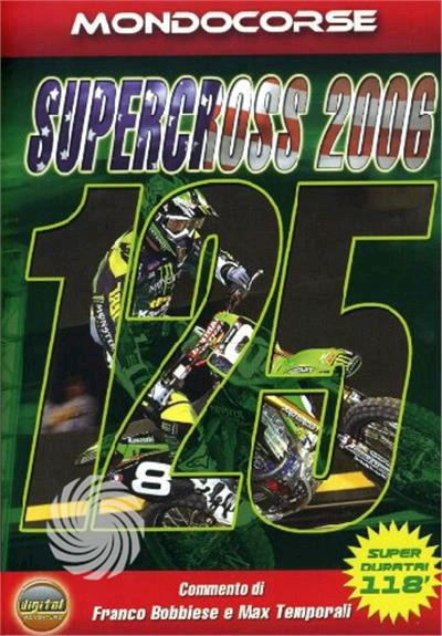 SUPERCROSS USA 2006 CL. 125 - DVD - thumb - MediaWorld.it