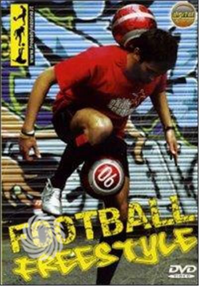 FOOTBALL FREESTYLER - DVD - thumb - MediaWorld.it
