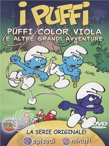 I Puffi - Puffi color viola - DVD - thumb - MediaWorld.it