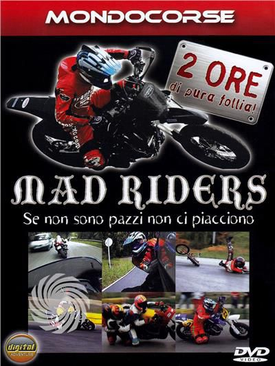 MAD RIDERS - DVD - thumb - MediaWorld.it