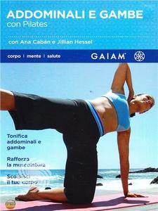 ADDOMINALI E GAMBE CON PILATES - DVD - thumb - MediaWorld.it
