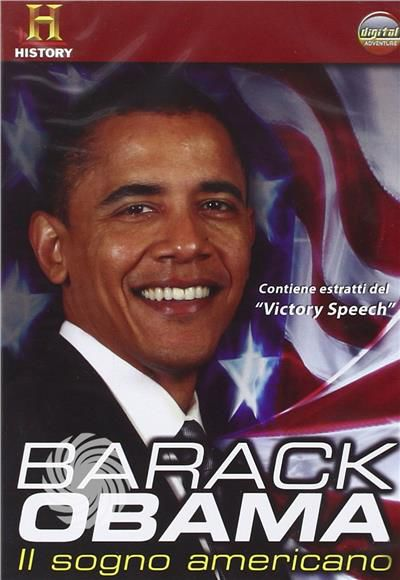 Barack Obama - Il sogno americano - DVD - thumb - MediaWorld.it