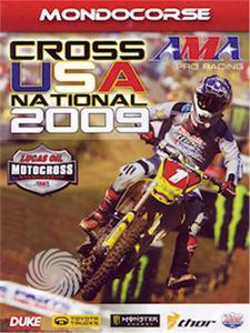 Ama motocross USA national 2009 - DVD - thumb - MediaWorld.it