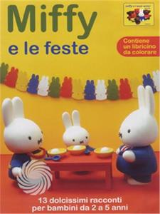 Miffy e i suoi amici - Miffy e le feste - DVD - thumb - MediaWorld.it
