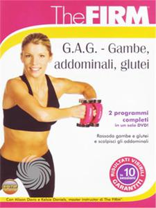 The firm - GAG - Gambe, addominali, glutei - DVD - thumb - MediaWorld.it