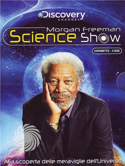 Morgan Freeman - Science show - DVD - thumb - MediaWorld.it
