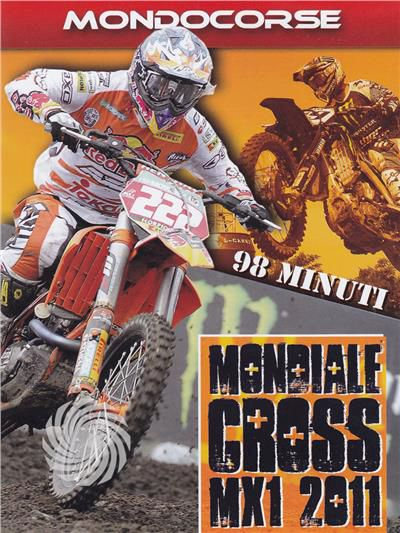 Mondiale Cross 2011 - Classe MX1 - DVD - thumb - MediaWorld.it